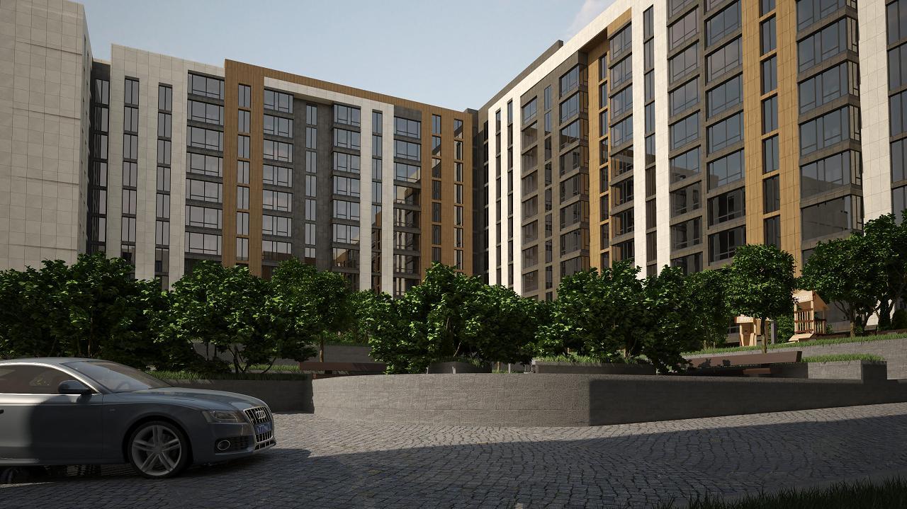 Апартаменты в новострое центр с новым ремонтом 2019 года. (7)