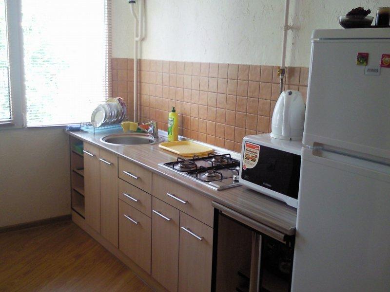 1-кімнатна квартира подобово, Ялта, вул. Чехова, 19 (3)