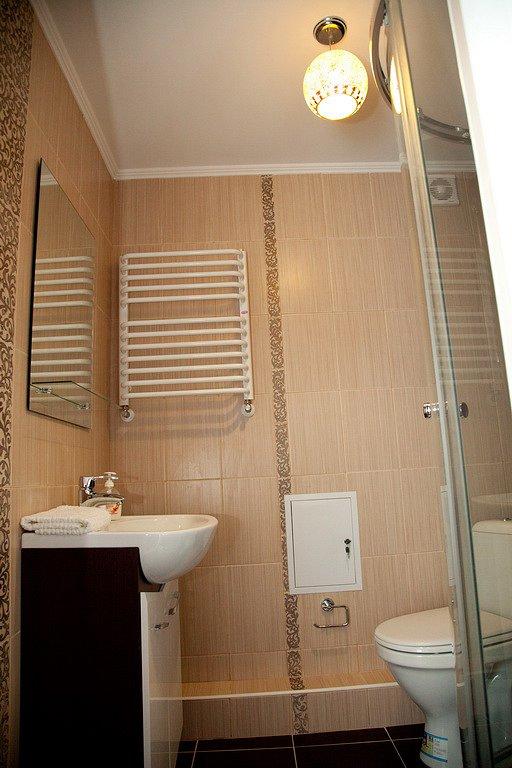 1-комнатная квартира посуточно, Хмельник, ул. 1 Мая, 11 (6)
