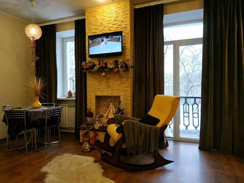 2-комнатная квартира посуточно, Чернигов, просп. Мира, 21 (2)
