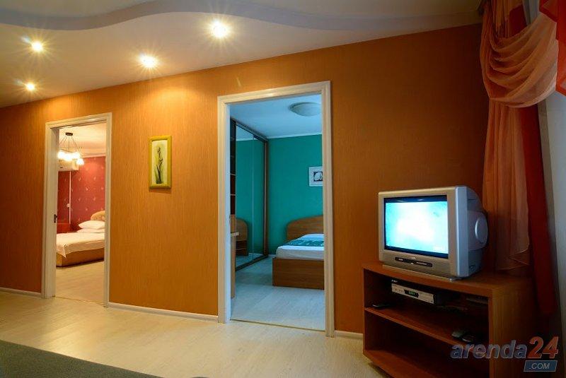 Квартира с двумя спальнями. Метро Дворец Украина