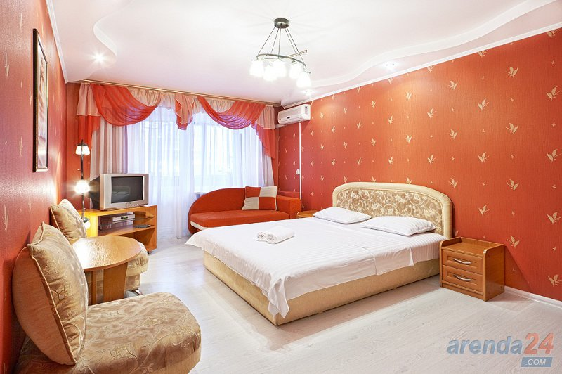 Квартира с двумя спальнями. Метро Дворец Украина (1)