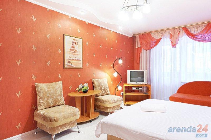 Квартира с двумя спальнями. Метро Дворец Украина (2)