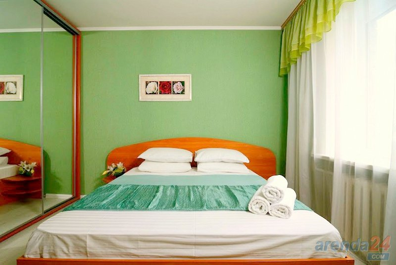 Квартира с двумя спальнями. Метро Дворец Украина (5)