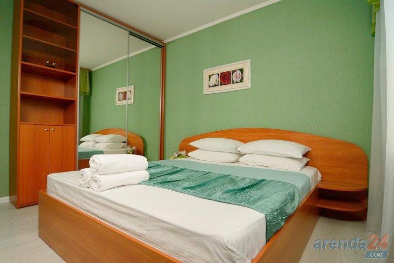 Квартира с двумя спальнями. Метро Дворец Украина (6)
