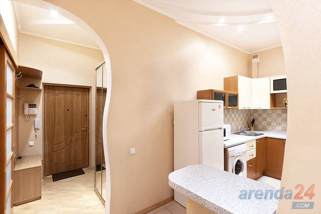 Уютная квартира в Центре! Чистота и комфорт! (4)