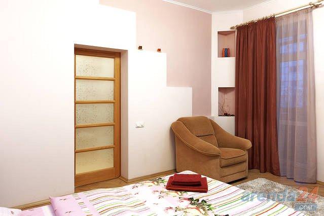 Уютная квартира в Центре! Чистота и комфорт! (5)