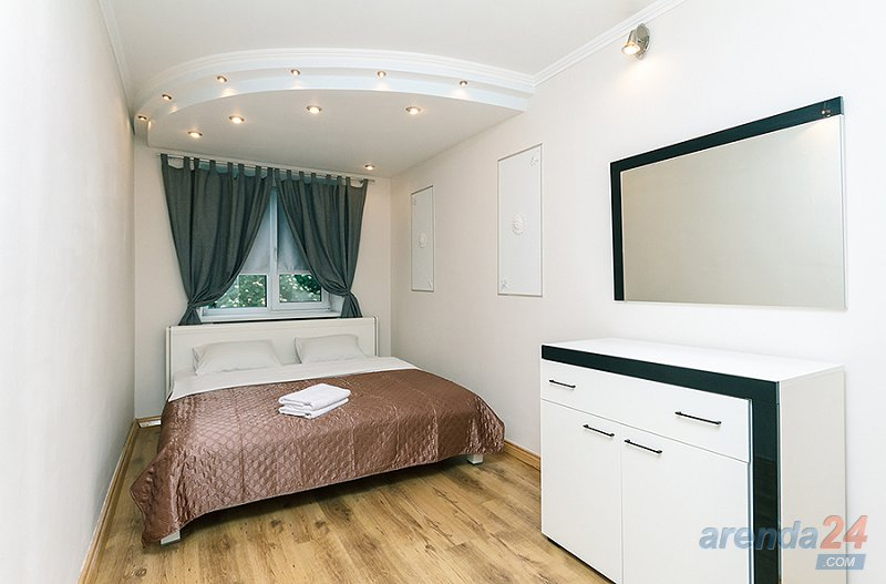 Современные апартаменты с двумя спальнями возле метро Олимпийский, Дворец Украина.