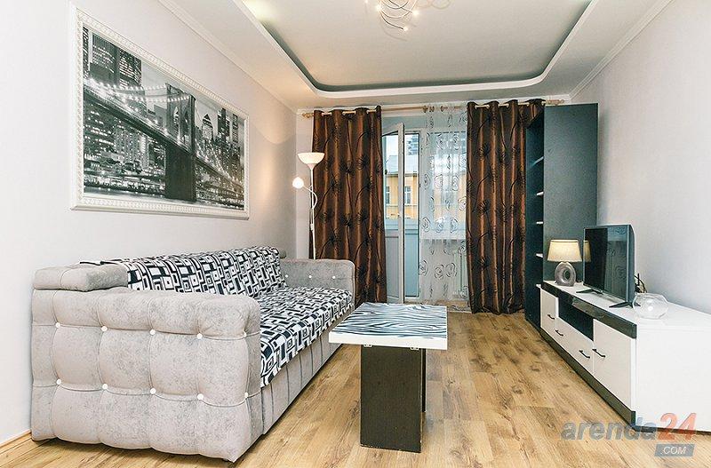 Современные апартаменты с двумя спальнями возле метро Олимпийский, Дворец Украина. (3)