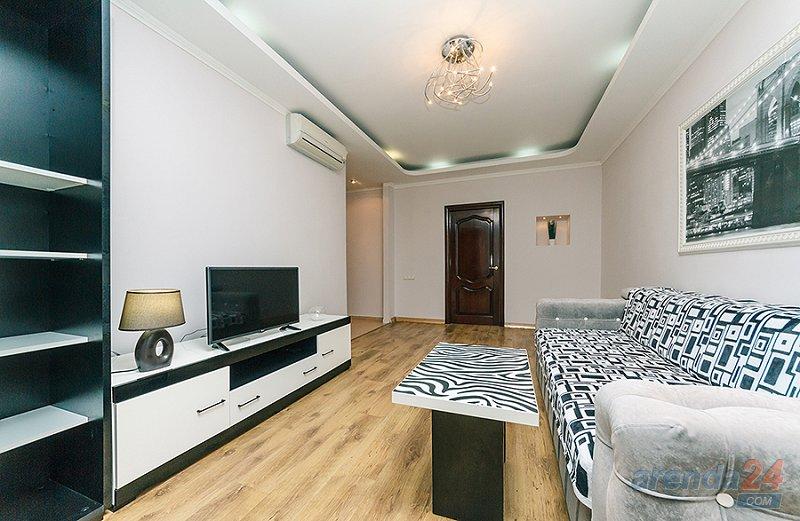 Современные апартаменты с двумя спальнями возле метро Олимпийский, Дворец Украина. (4)