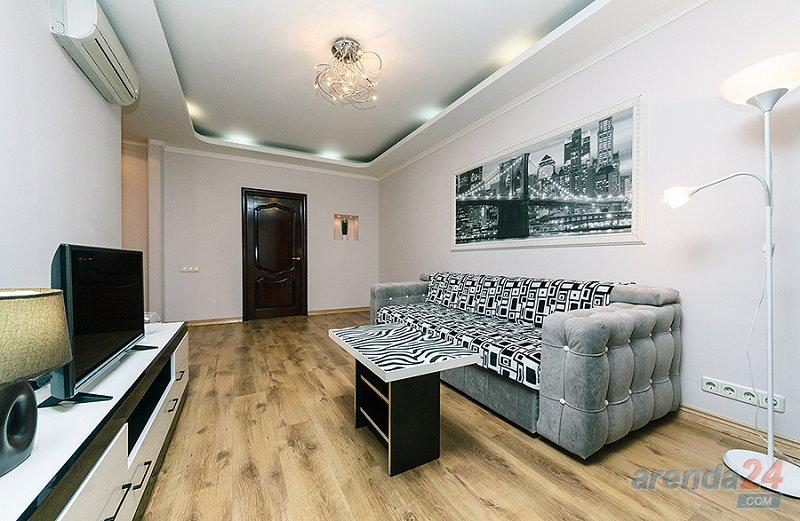 Современные апартаменты с двумя спальнями возле метро Олимпийский, Дворец Украина. (5)