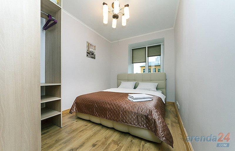 Современные апартаменты с двумя спальнями возле метро Олимпийский, Дворец Украина. (6)