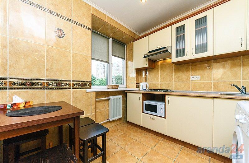 Современные апартаменты с двумя спальнями возле метро Олимпийский, Дворец Украина. (7)
