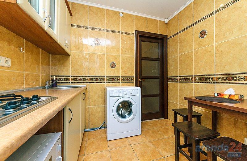 Современные апартаменты с двумя спальнями возле метро Олимпийский, Дворец Украина. (8)