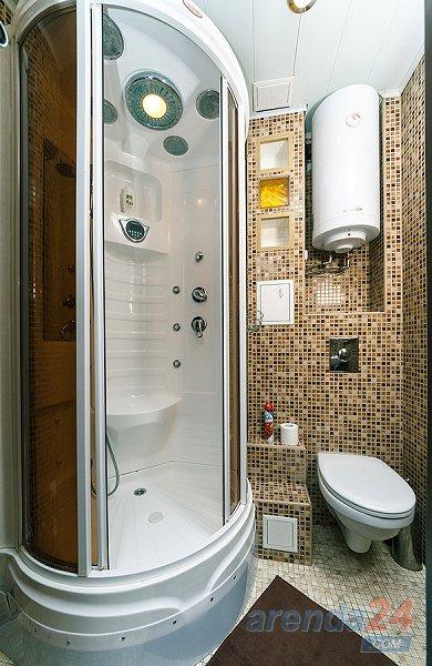 Современные апартаменты с двумя спальнями возле метро Олимпийский, Дворец Украина. (9)