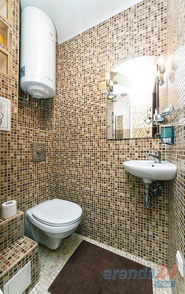Современные апартаменты с двумя спальнями возле метро Олимпийский, Дворец Украина. (10)