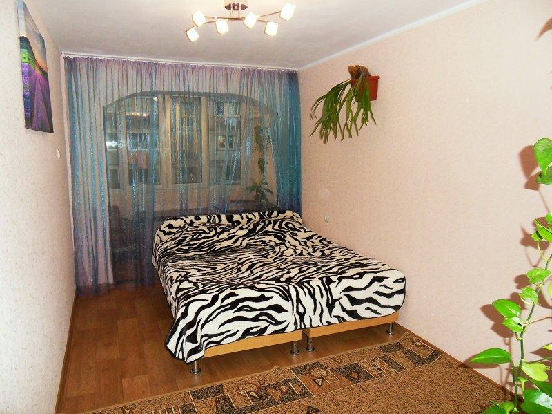 Уютная просторная двухкомнатная квартира