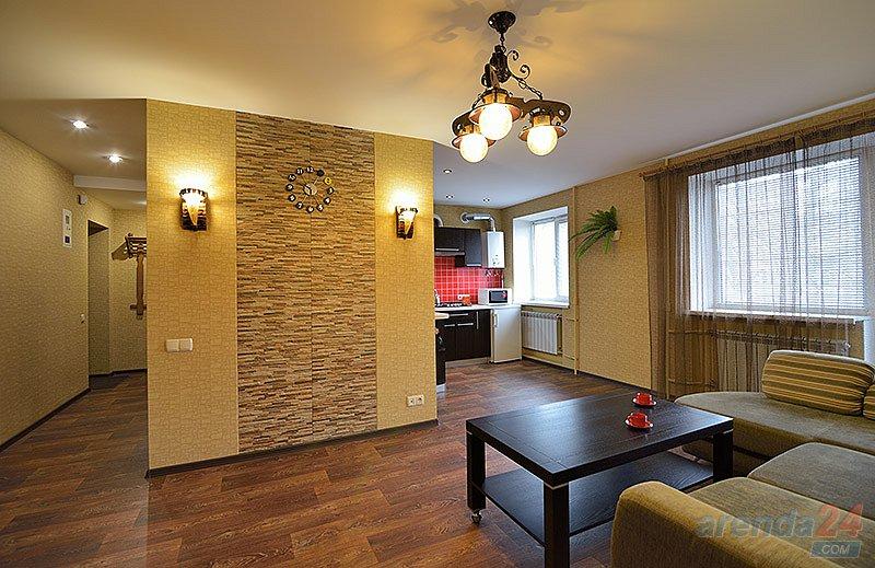 2-комнатная квартира посуточно, Днепр, просп. Яворницкого, 8 (3)