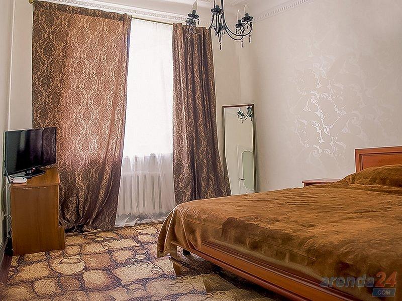 Уютная квартира на улице Адмиральская! Центр города! (4)