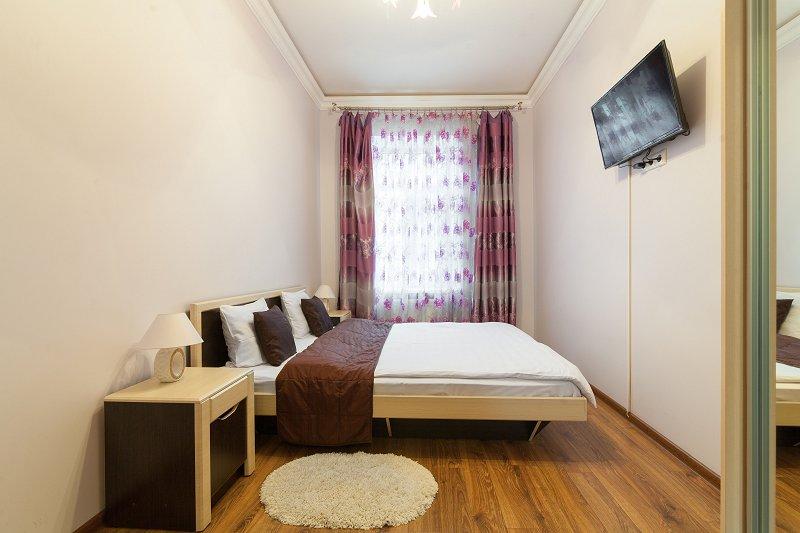 Комфортная, по домашнему гостеприимная квартира в самом сердце древнего города Львова