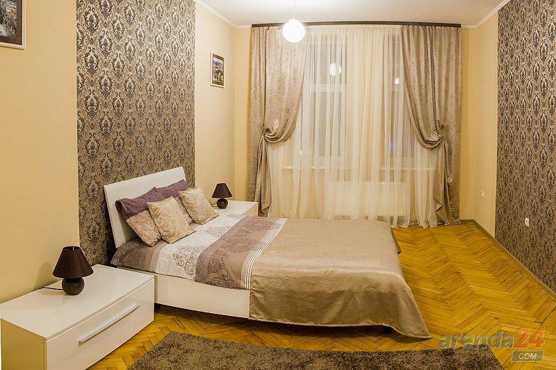 2-комнатная квартира посуточно, Львов, ул. Городоцкая, 111 (2)