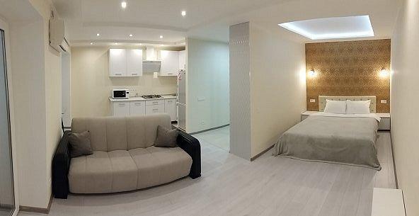 1-кімнатна квартира подобово, Миколаїв, просп. Центральний, 76 (6)