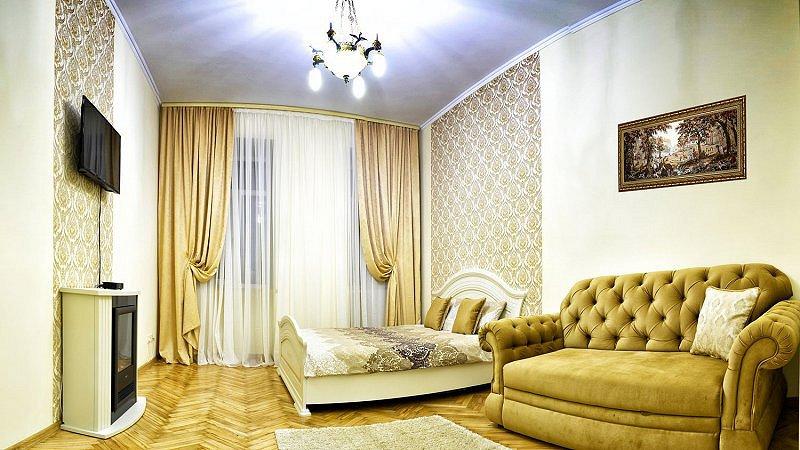 1-кімнатна квартира подобово, Львів, вул. Таманська, 6