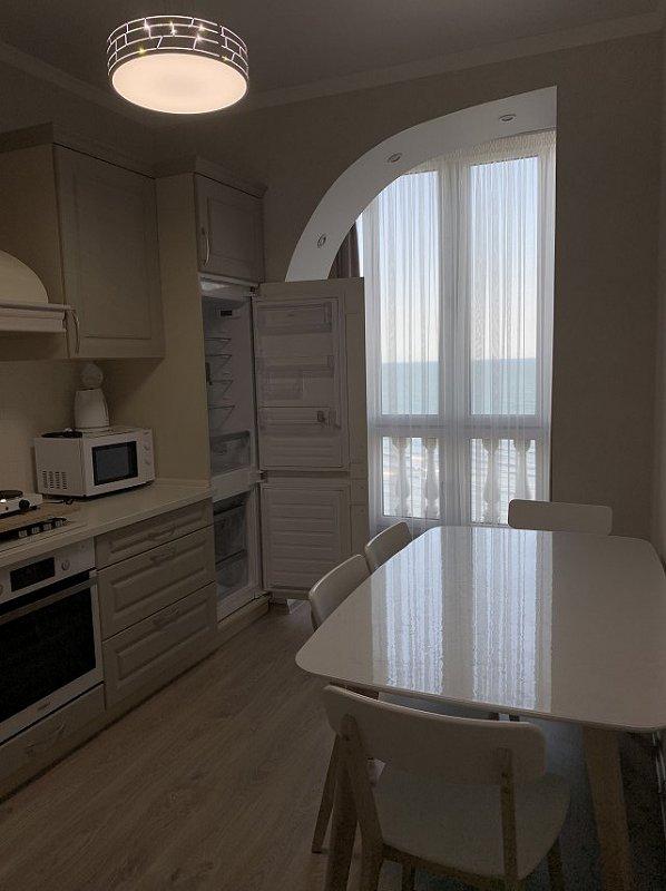 уютная Квартира, первая линия от моря (1)