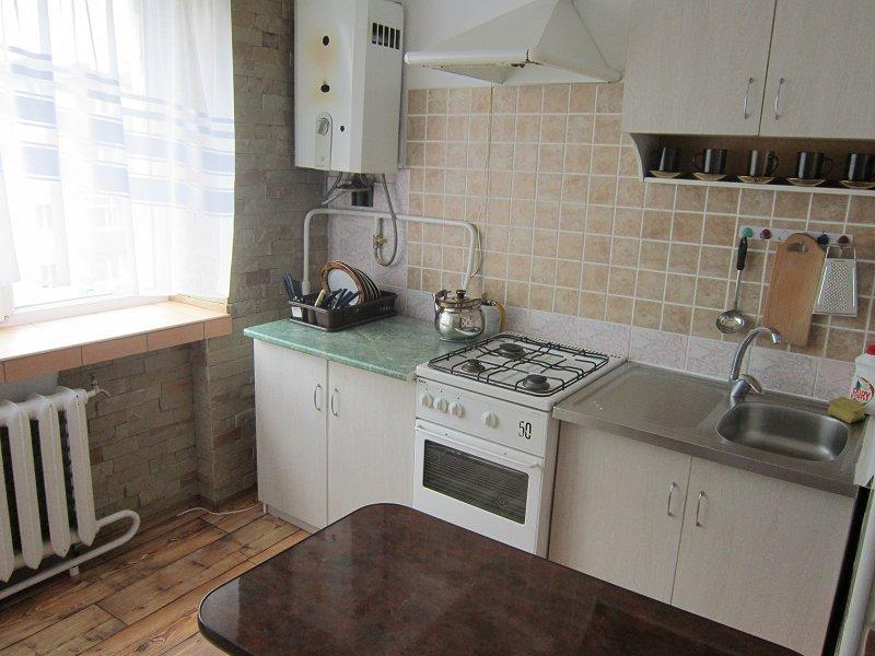 1-комнатная квартира посуточно, Моршин, ул. 50-летия УПА, 4 (3)