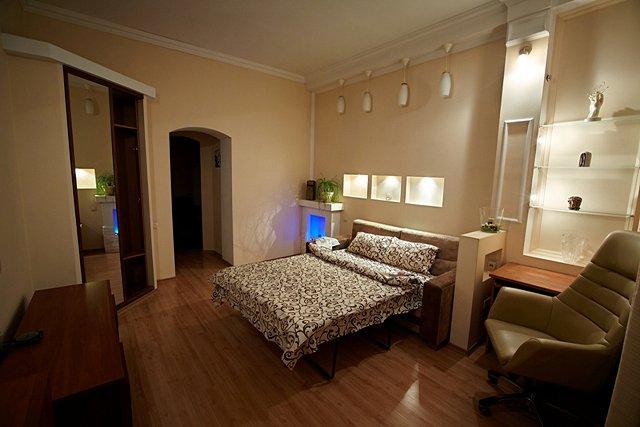 Однокомнатная квартира в исторической части города. (2)