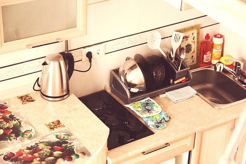 1-комнатная квартира посуточно в Ивано-Франковске. ул. Гетьмана Мазепы, 3 (5)