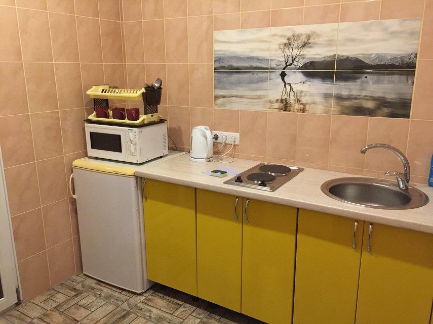 1-комнатная квартира посуточно, Кривой Рог, просп. Мира, 33 (6)