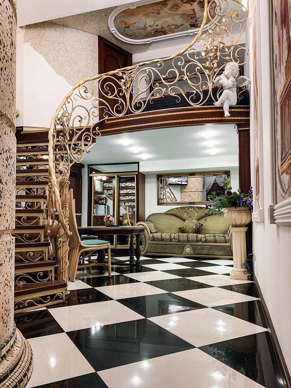 Апартаменты на Дерибасовской (Версаль)