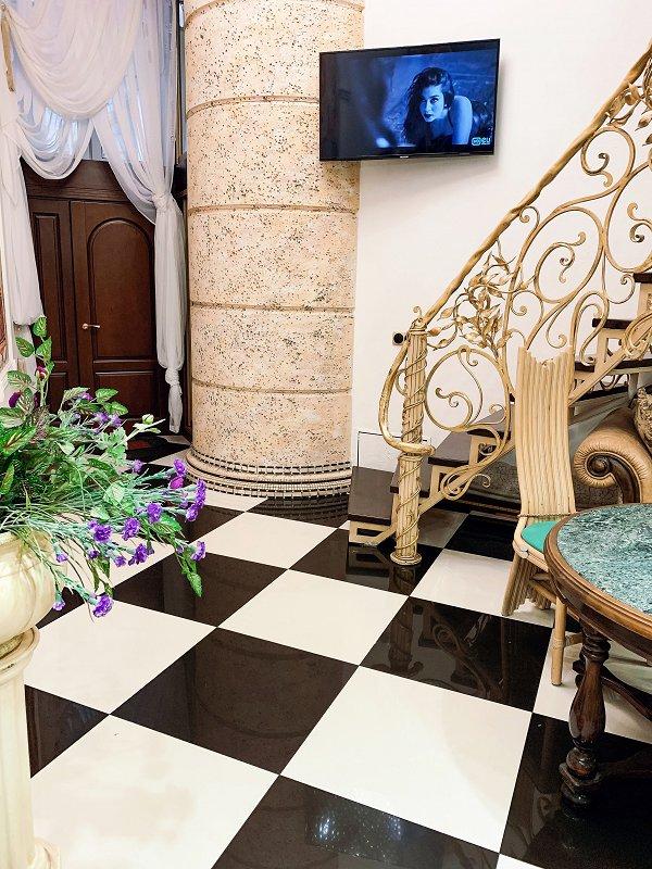 Апартаменты на Дерибасовской (Версаль) (5)