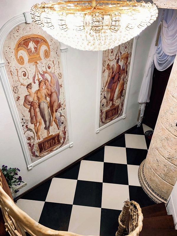 Апартаменты на Дерибасовской (Версаль) (7)