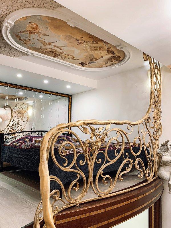 Апартаменты на Дерибасовской (Версаль) (8)