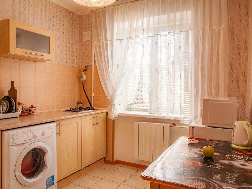 1-комнатная посуточно (м.Лукьяновская) (5)
