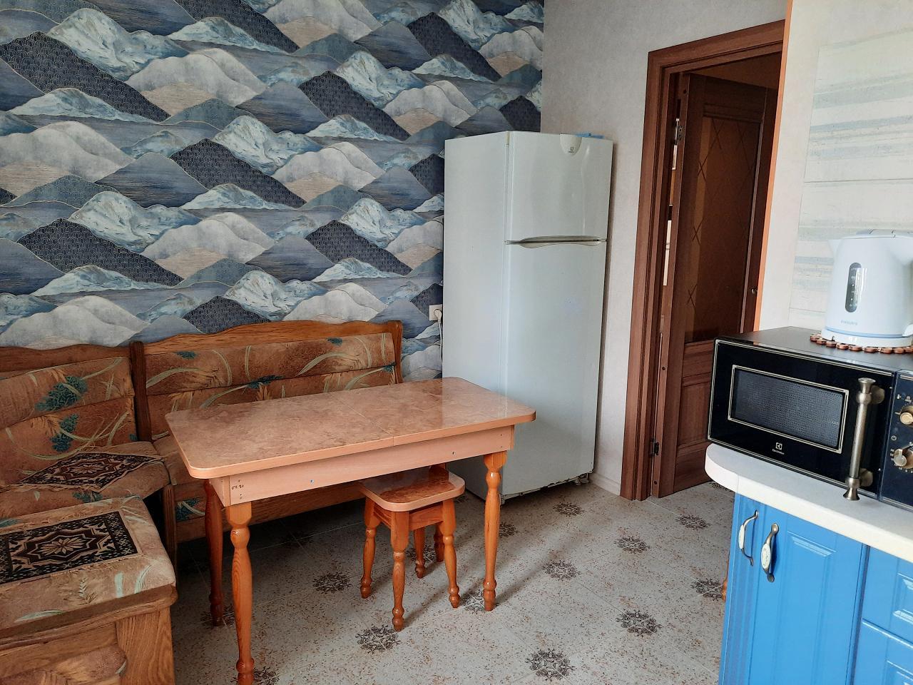 Уютная 1-комнатная квартира (8)