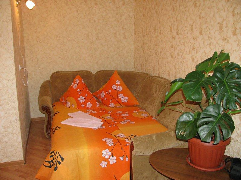 1-комнатная квартира посуточно, Луцк, ул. Воли, 37