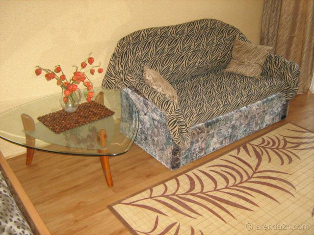 1-кімнатна квартира подобово, Севастополь, вул. , 12 (3)