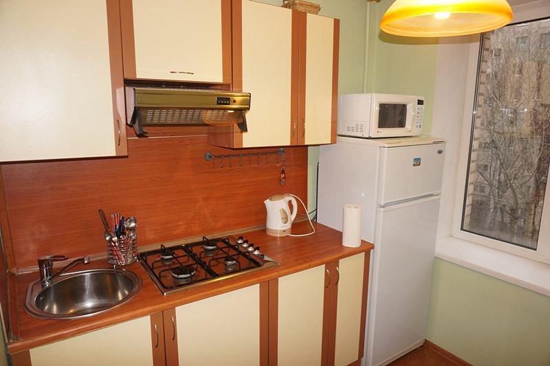 1-комнатная квартира посуточно, Николаев, ул. Дзержинского, 24 (2)