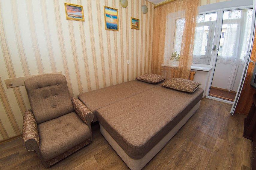 2-кімнатна квартира подобово, Одеса, вул. Черняховського, 16 (6)