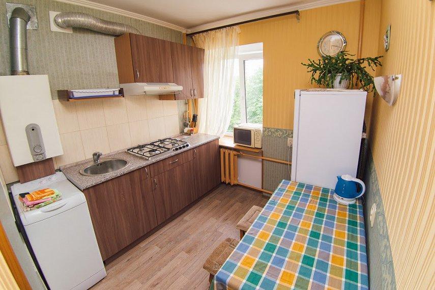 2-кімнатна квартира подобово, Одеса, вул. Черняховського, 16 (7)