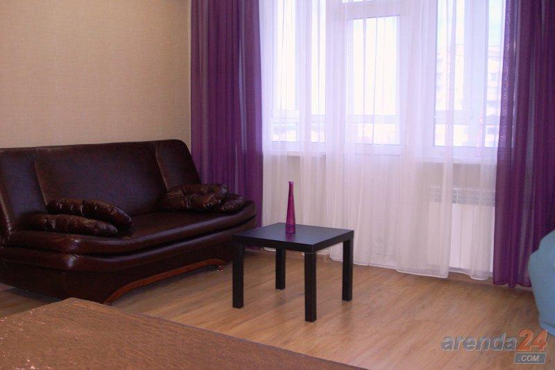 1-кімнатна квартира подобово, Севастополь, просп. Жовтневої революції, 20 (2)