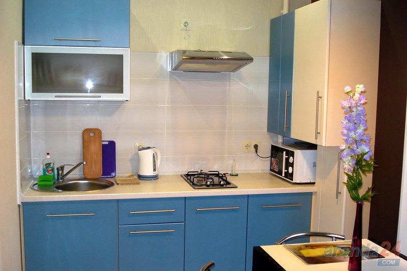 1-кімнатна квартира подобово, Севастополь, просп. Жовтневої революції, 20 (4)