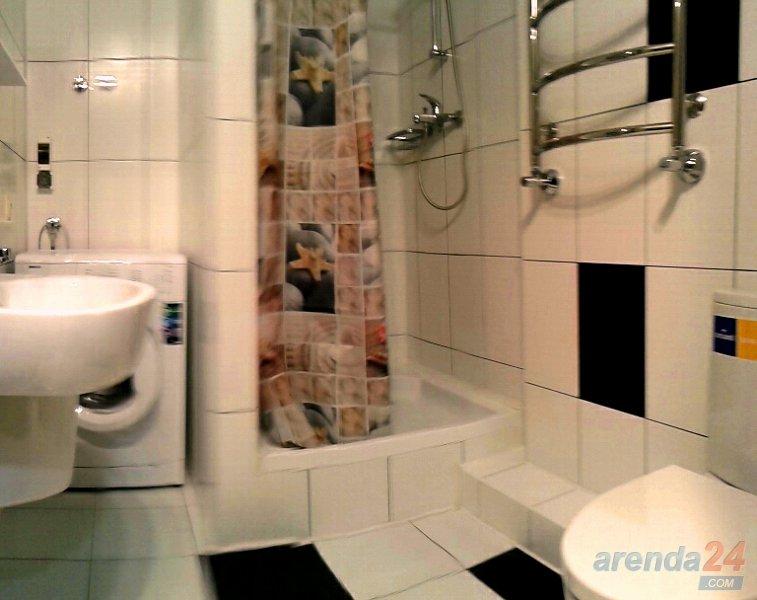 1-кімнатна квартира подобово, Севастополь, просп. Жовтневої революції, 20 (6)