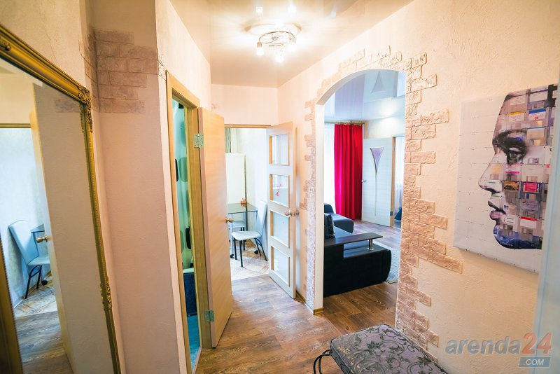 2-комнатная квартира посуточно, Днепр, ул. Моссаковского, 3 (9)