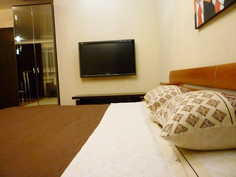 1-комнатная квартира посуточно, Днепр, ул. Староказацкая, 82 (5)