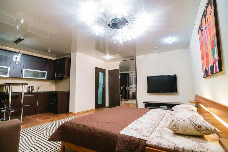 1-комнатная квартира посуточно, Днепр, ул. Староказацкая, 82 (2)