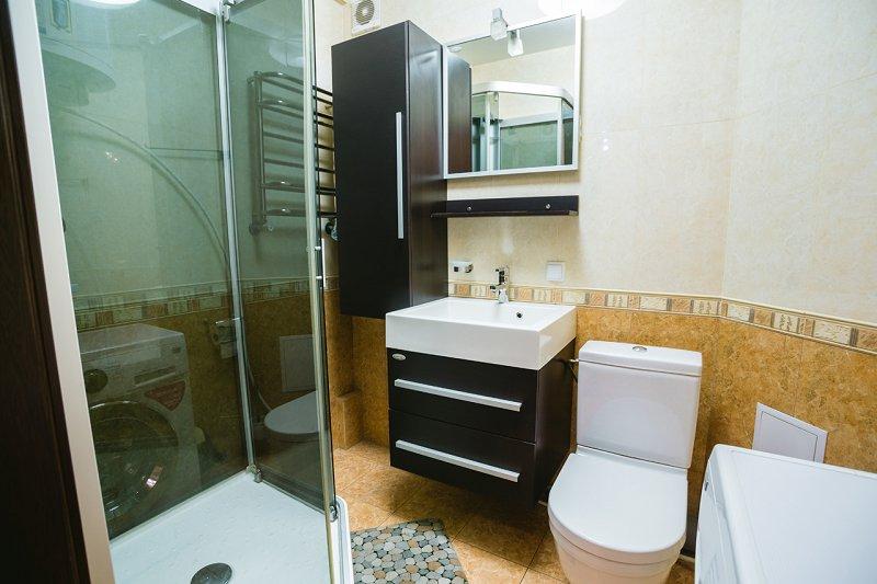 1-комнатная квартира посуточно, Днепр, ул. Староказацкая, 82 (9)